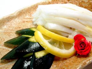 中国式本日の野菜のピクルス ¥580