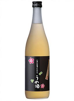 八海山の原酒で仕込んだ梅酒水割り・ロック 各¥600